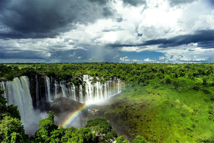angola-Beautiful-water-falls